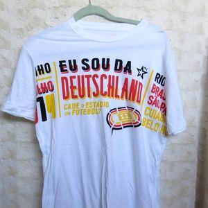 Puma World Cup 2016 Germany tee shirt